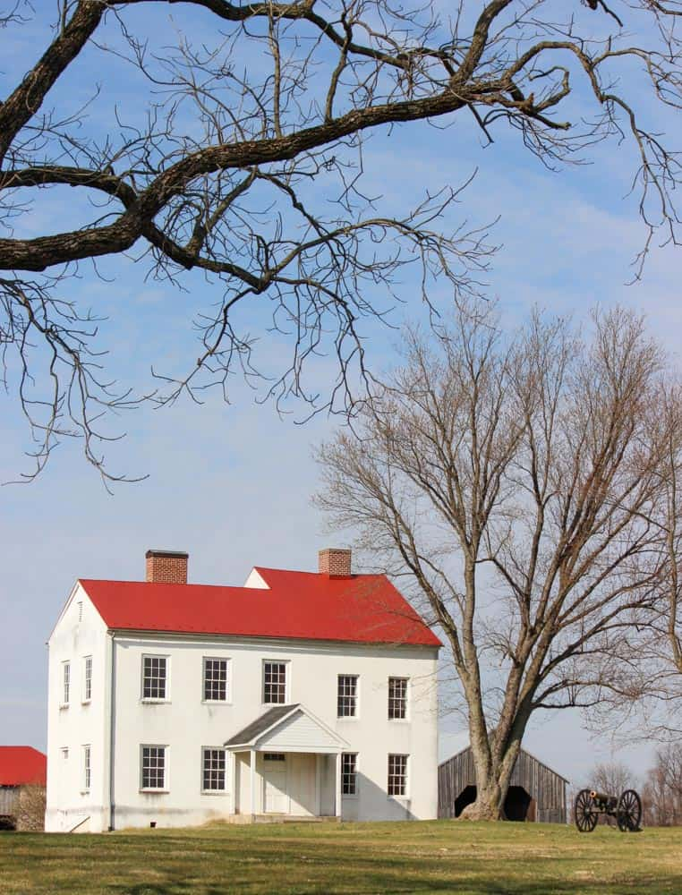 Best Farm at Monocacy National Battlefield, National Park Service