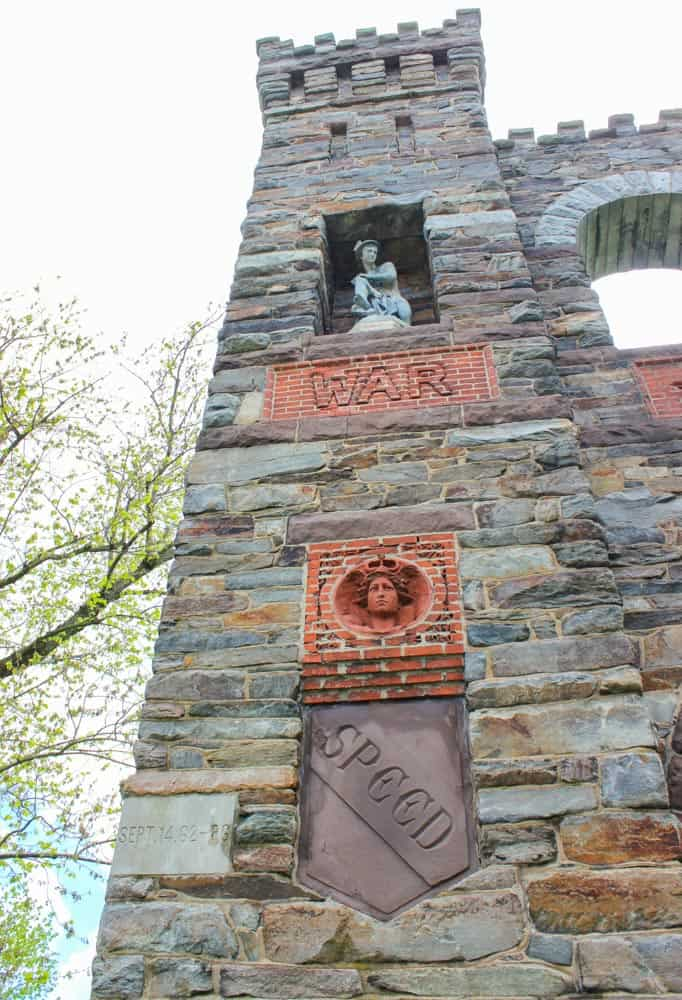 National War Correspondents Memorial Arch