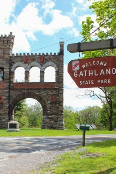 Visiting Gathland State Park & National War Correspondents Memorial Arch