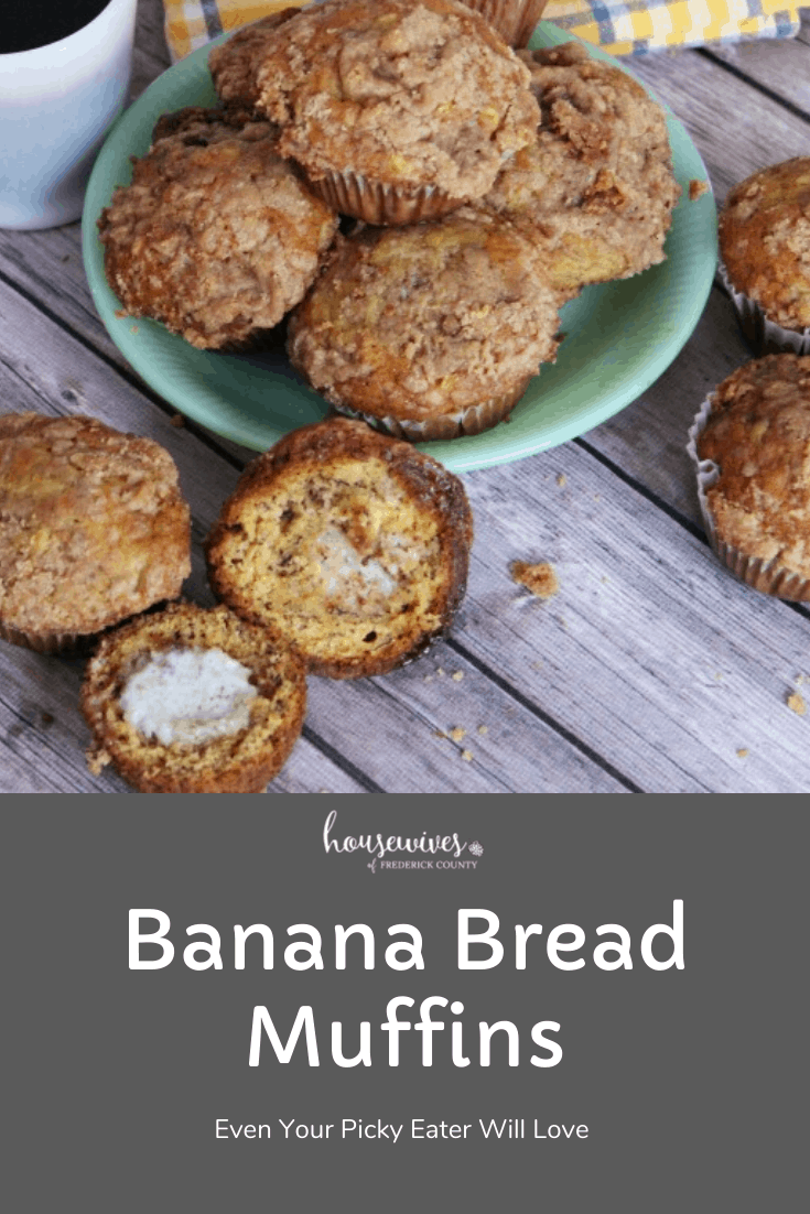 Banana Bread Muffins Even Your Picky Eater Will Love