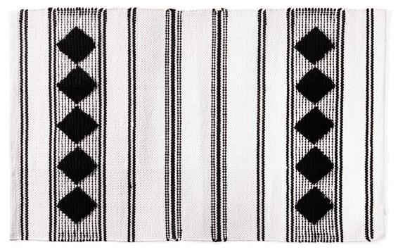Caravan Diamond Woven Rug