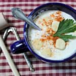 Maryland's Grand Prize Cream of Crab Soup Recipe