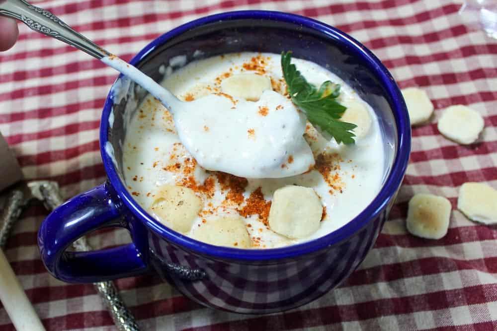 Maryland Cream of Crab Soup Recipe