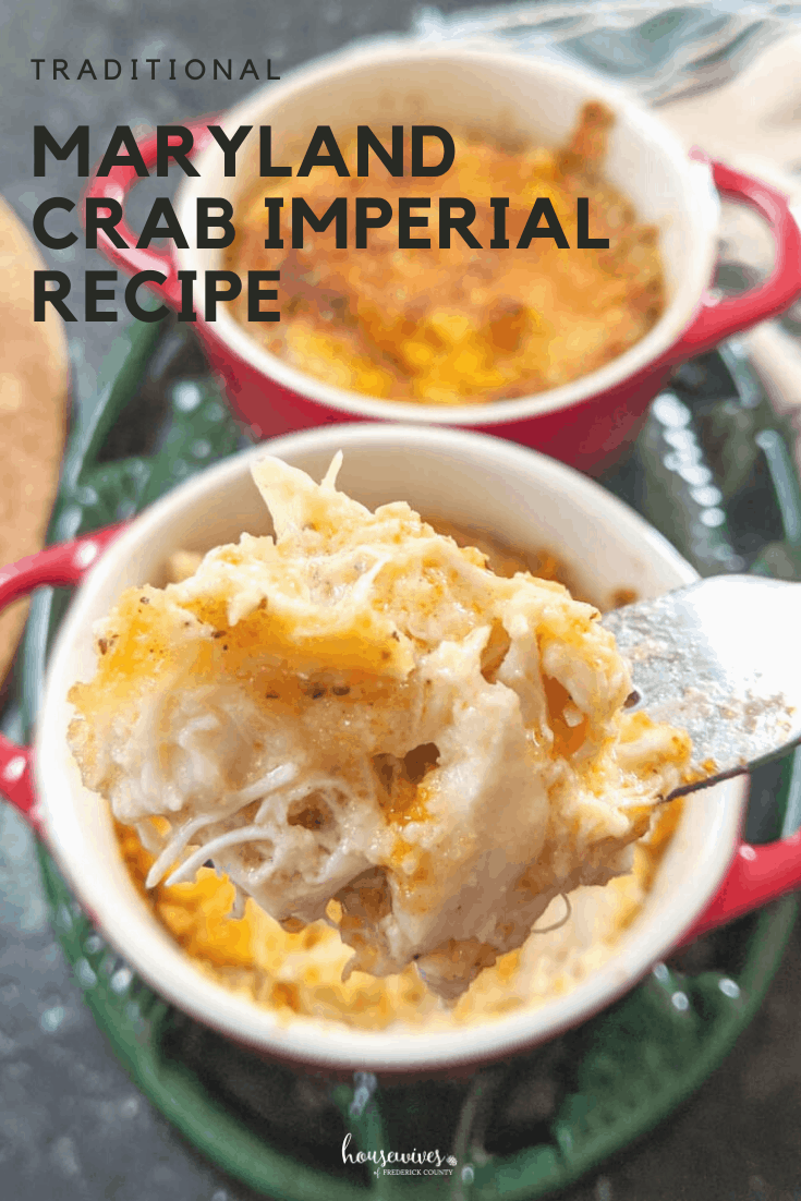 Traditional Maryland Crab Imperial Recipe