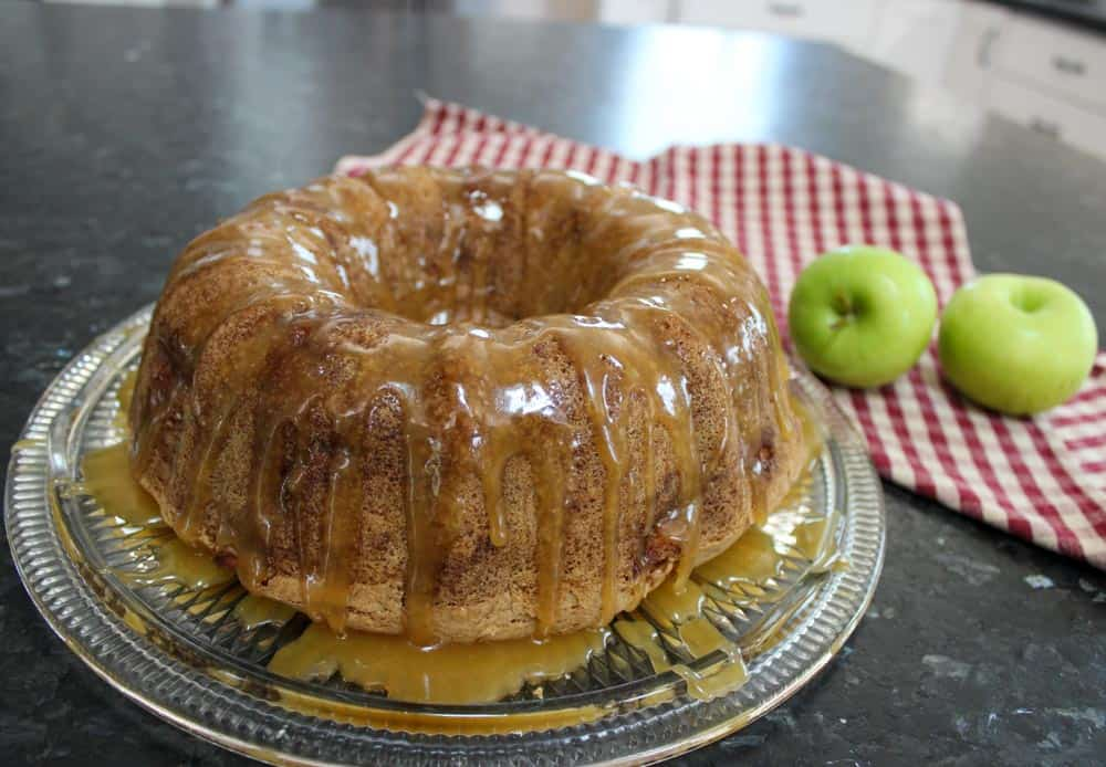The Best Apple Cake Recipe You'll Ever Make!