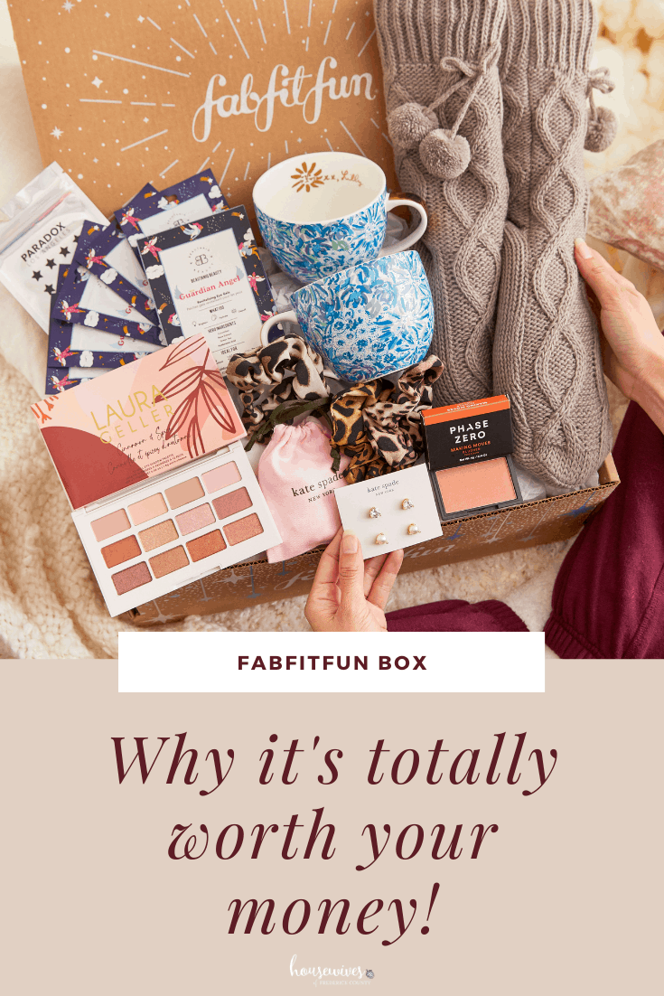 FabFitFun Box: Why It's Totally Worth Your Money! (2020)