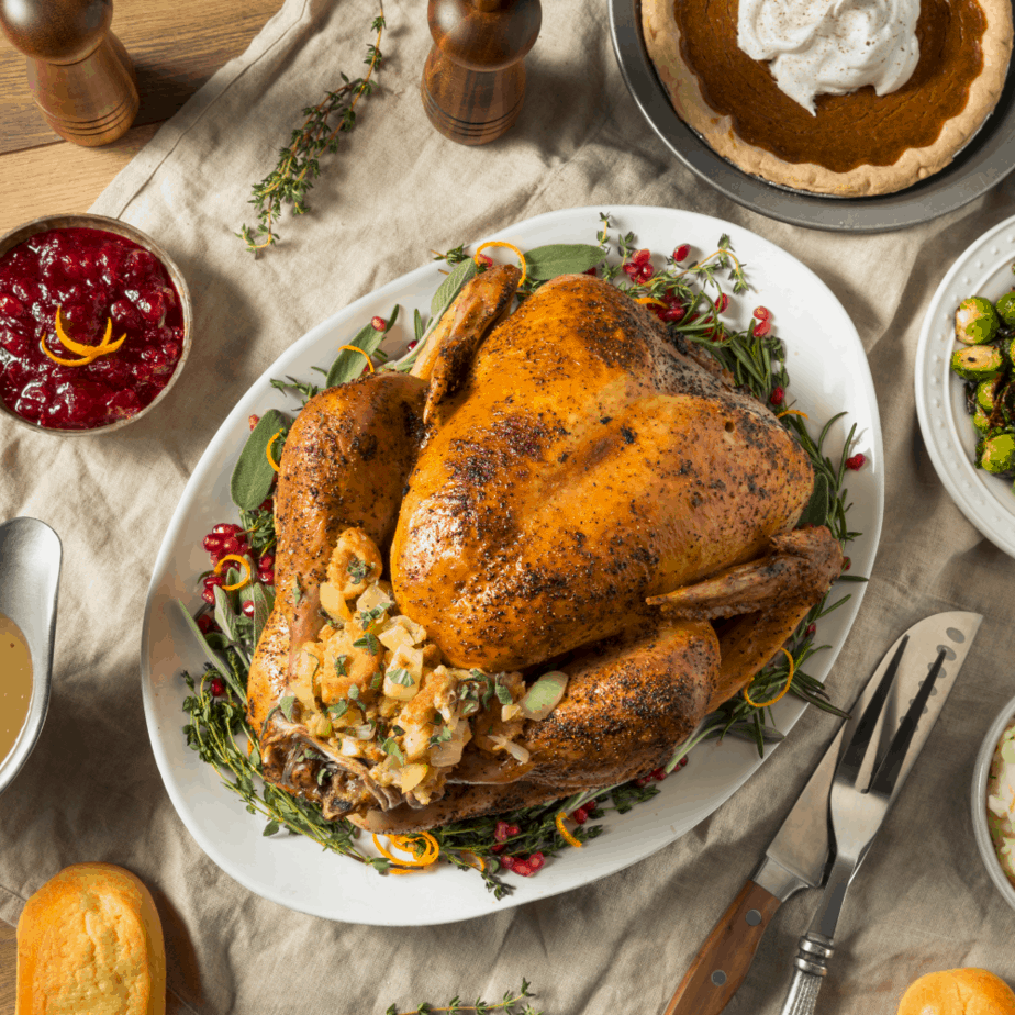 Thanksgiving Dinner To Go in Frederick Md & Nearby (2020)