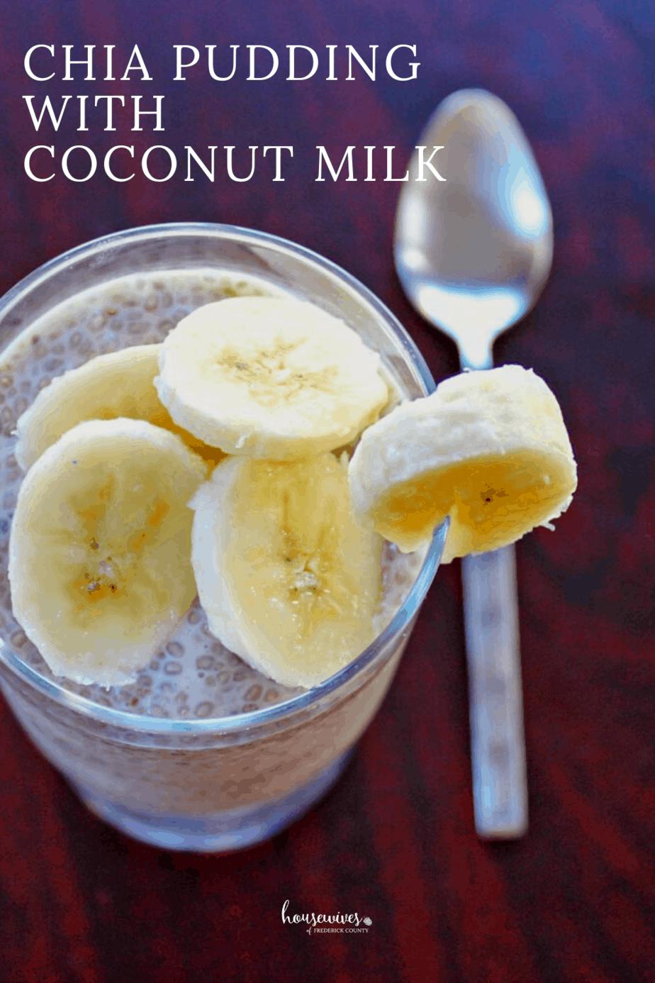 Chia Pudding with Coconut Milk - 3 WW SmartPoints