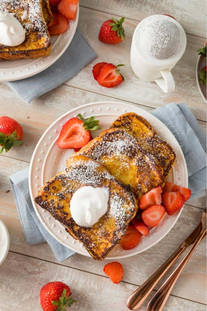 Best French Toast in Frederick Md