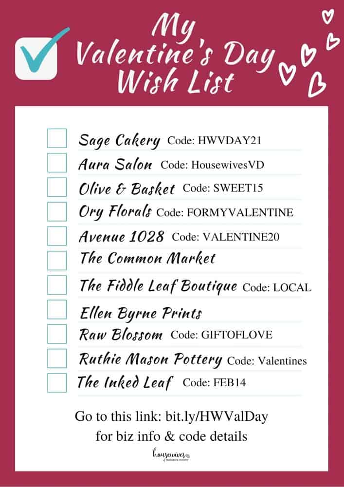 Best Valentines Gifts For Her in Frederick Md (2021)