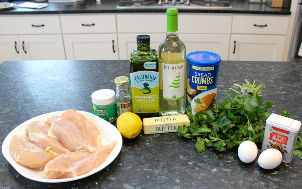 Easy Chicken Piccata Recipe Without Flour - 4 WW SmartPoints