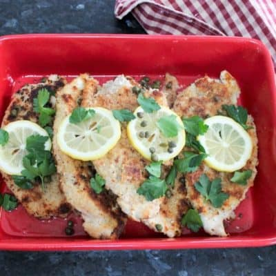 Simple WW Chicken Piccata Recipe Without Flour