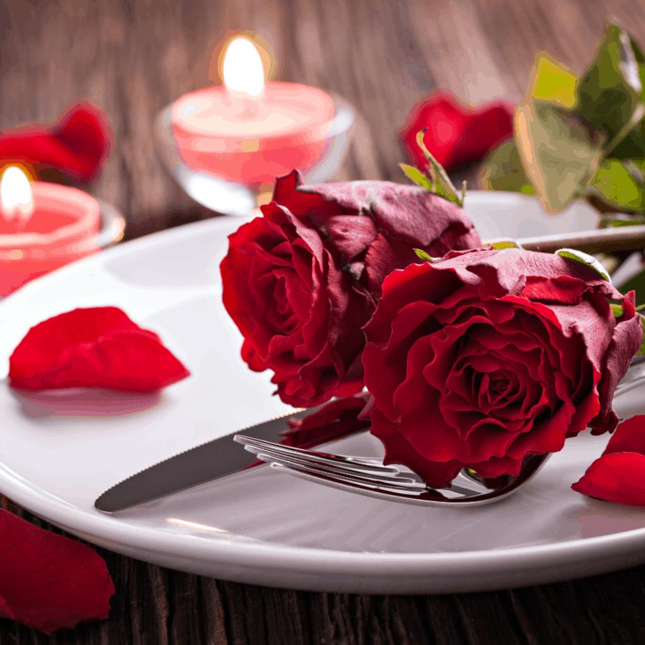 Valentine's Day Dinner in Frederick Md {& Dessert Too!}
