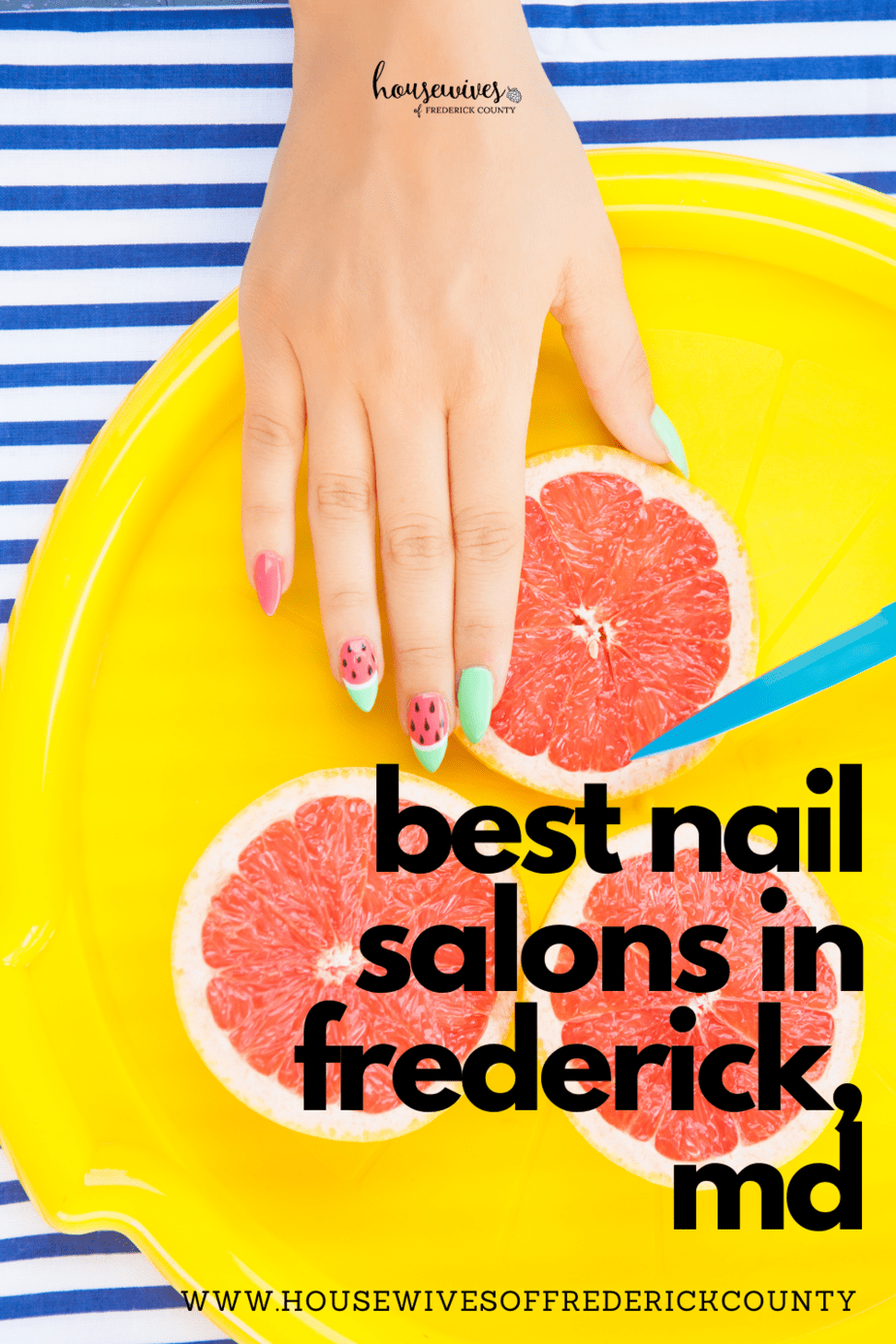 2021 Best Nail Salons in Frederick Md: Hands Down