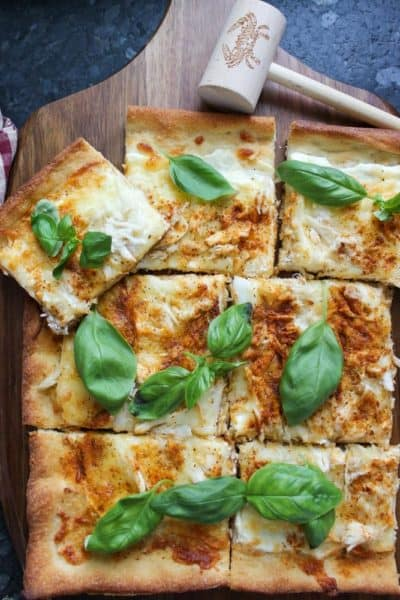 Maryland Crab Pizza: The Best Homemade Recipe!