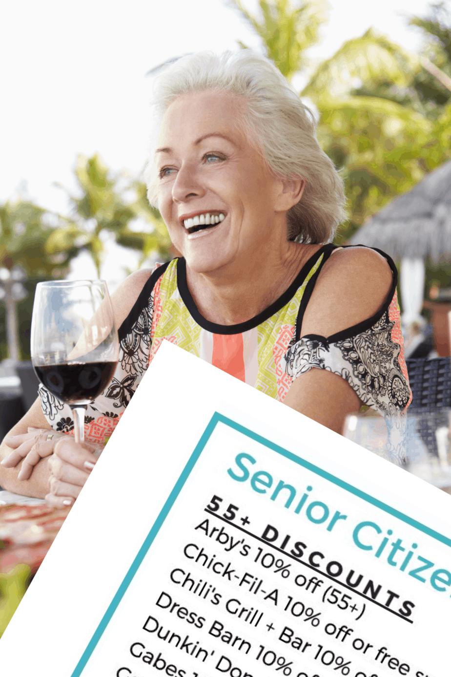 Senior Citizen Discounts in Frederick Md