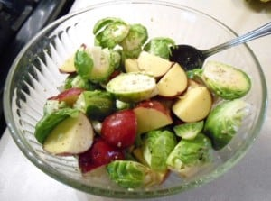 Healthy WW Baked Brussels Sprouts Recipe - 3 SmartPoints