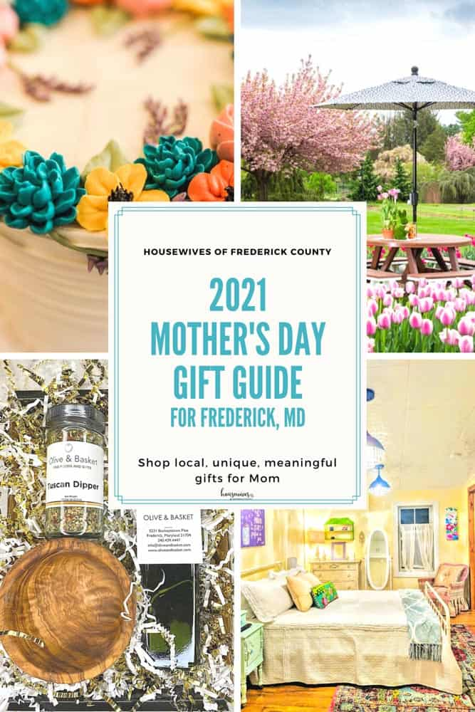 2021 Mother's Day Gift Guide For Frederick Md: Thoughtful Gifts For Mom