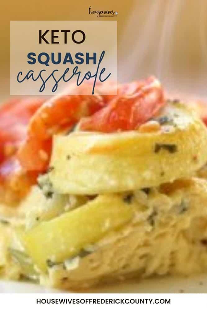 Easy Keto Squash Casserole: Low Carb & Delicious!