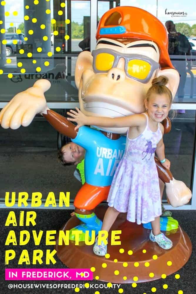 Urban Air Adventure Park in Frederick Md