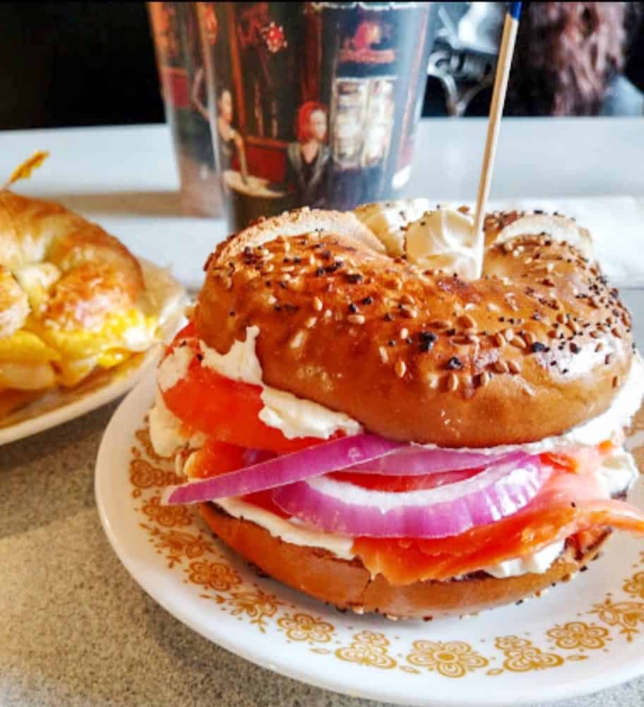 Best Bagels in Frederick Md