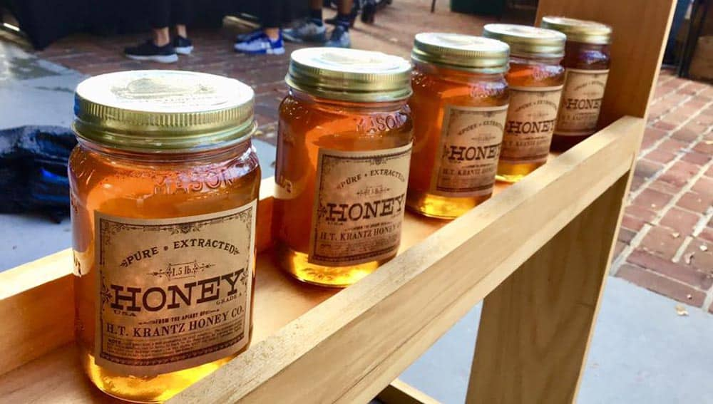 Local Honey in Frederick, Md