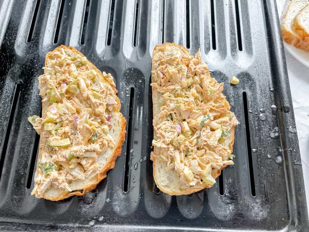 Maryland Crab Melts with Old Bay Seasoning